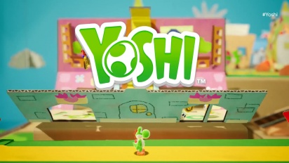 Yoshi (working title) - E3 2017 Trailer