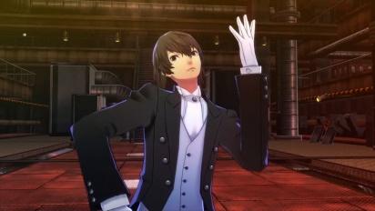 Persona 3: Dancing in Moonlight / Persona 5: Dancing in Starlight - DLC Trailer