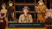 The Great Ace Attorney Chronicles - A Message from Shu Takumi