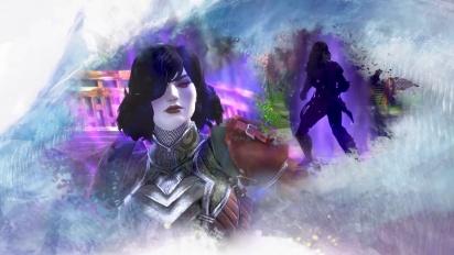 Guild Wars 2: End of Dragons -Spectre (Voleur)