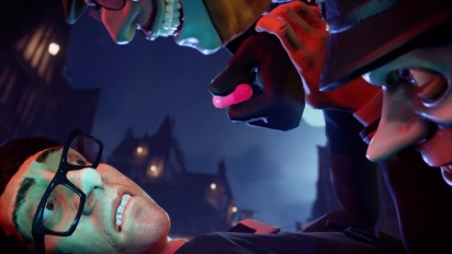 We Happy Few - Announce Trailer