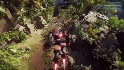 Anthem - EA Play 2018 Gameplay Demonstration
