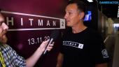 Hitman 2 - Eskil Møhl Interview