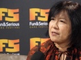 Yoko Shimomura - Fun & Serious 2019 Interview
