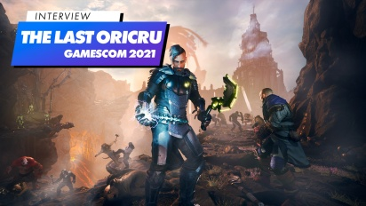 The Last Oricru - Gamescom 2021 Interview
