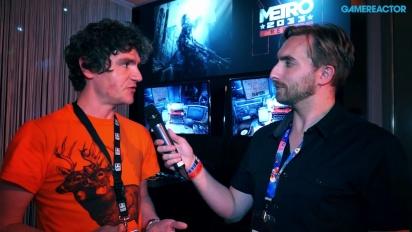 E3 2014: Metro Redux - Huw Beynon Interview