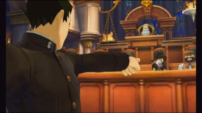 The Great Ace Attorney 2 - Japanese trailer