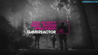 Call of Duty: WWII - Replay du Stream Siège d'Hiver