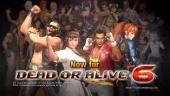 Dead or Alive 6: Core Fighters - Launch Trailer