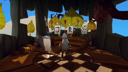 Down the Rabbit Hole - Reveal Trailer