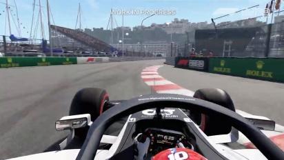 F1 2020 - Hot Lap: Monaco