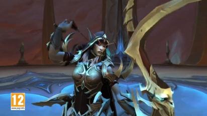 World of Warcraft : Trailer des Chaînes de la Domination (VF)