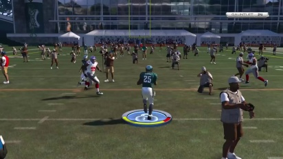 Madden NFL 15 - Gameplay Features - The Gauntlet