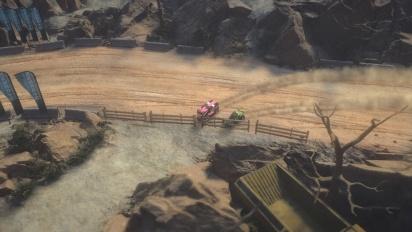 Mantis Burn Racing - Gamescom Trailer