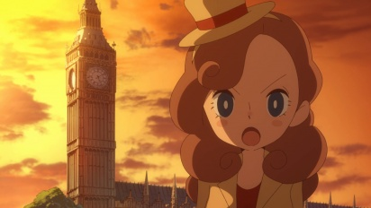 Layton's Mystery Journey: Katrielle and The Millionaire's Conspiracy - Trailer