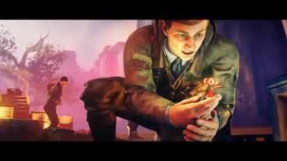 Wolfenstein II: The New Colossus - America Under Siege Trailer