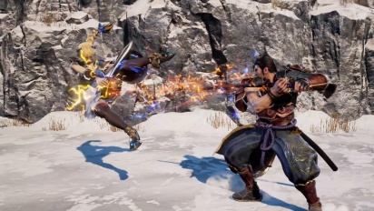 Soul Calibur VI - Gameplay Trailer