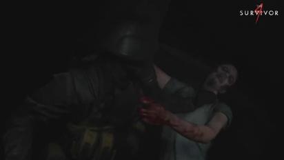 Resident Evil 2 - 4th Survivor Gameplay Trailer