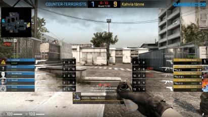 OMEN by HP Liga - Div 8 Round 1 - Kahvia Tänne vs Oldboys Academy - Cache