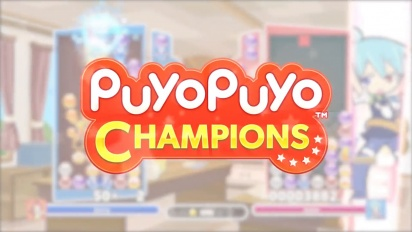 Puyo Puyo Champions - Launch Trailer