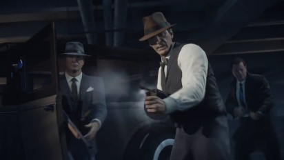 Mafia: Trilogy - Launch Trailer