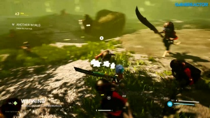 BioMutant - Gameplay Demo & Interview