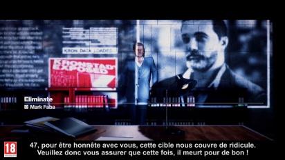 Hitman 2 - Cible Fugitive 1 avec Sean Bean