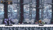 Blazing Chrome - Boss Trailer (Xbox One announcement)