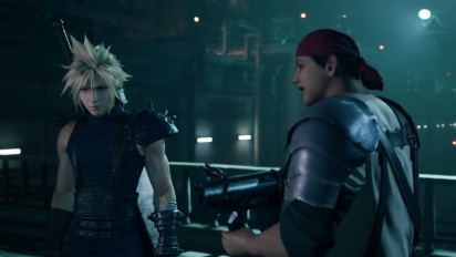 Final Fantasy VII Remake - The Game Awards 2019 Trailer