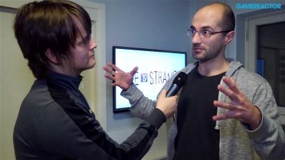 Life is Strange - Jean-Maxime Moris Interview