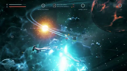 Everspace - Alpha Gameplay Trailer