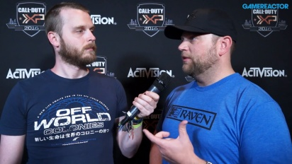 Call of Duty: Modern Warfare Remastered Multiplayer - Interview