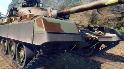 Armored Warfare - Xbox Announcement Trailer
