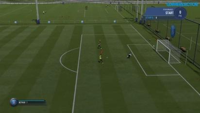 FIFA 19 - Admirez la technique aérienne de Neymar