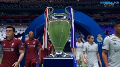 FIFA 19 - On rejoue la finale de la Ligue des Champions