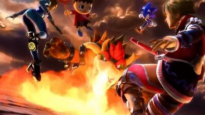 Super Smash Bros. Ultimate - The Ultimate Showdown Echo Trailer