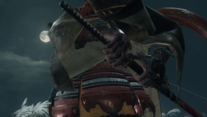 Sekiro : Shadows Die Twice - Bande-annonce de gameplay