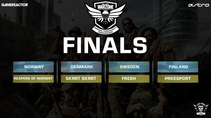 Call of Duty: Warzone - Nordic Community Showdown Finals