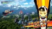 Megaton Musashi - Battle Demonstration (TGS Online 2020)