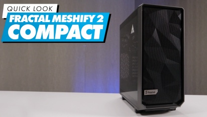 Fractal Meshify 2 Compact - Quick Look