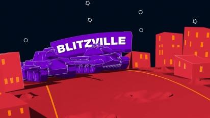 World of Tanks Blitz - One Year Anniversary in Nintendo Switch