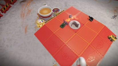 Micro Machines World Series - Battle Mode Mayhem!