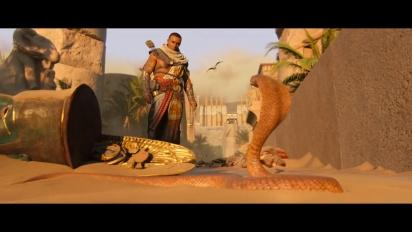 Assassin's Creed Origins - Gamescom Trailer