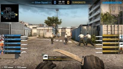 OMEN by HP Liga - Div 9 Round 1 - Pleikkari vs SilverSquad - Cache