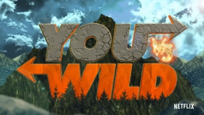 You vs. Wild - Announcement Trailer