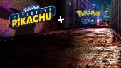 Pokemon GO - Offre Pokémon Detective Pikachu