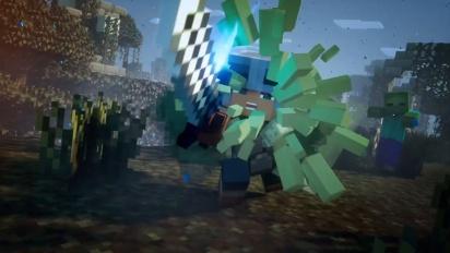 Minecraft Dungeons - Launch Trailer