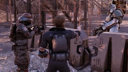 Fallout 76 - The Appalachian Brotherhood of Steel