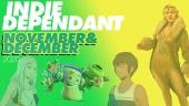 Indie Dependent - November - December