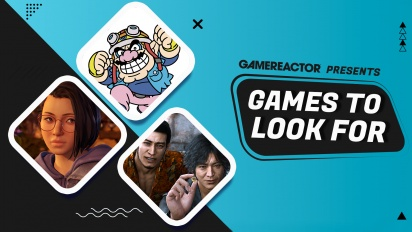 Games To Look For - September 2021